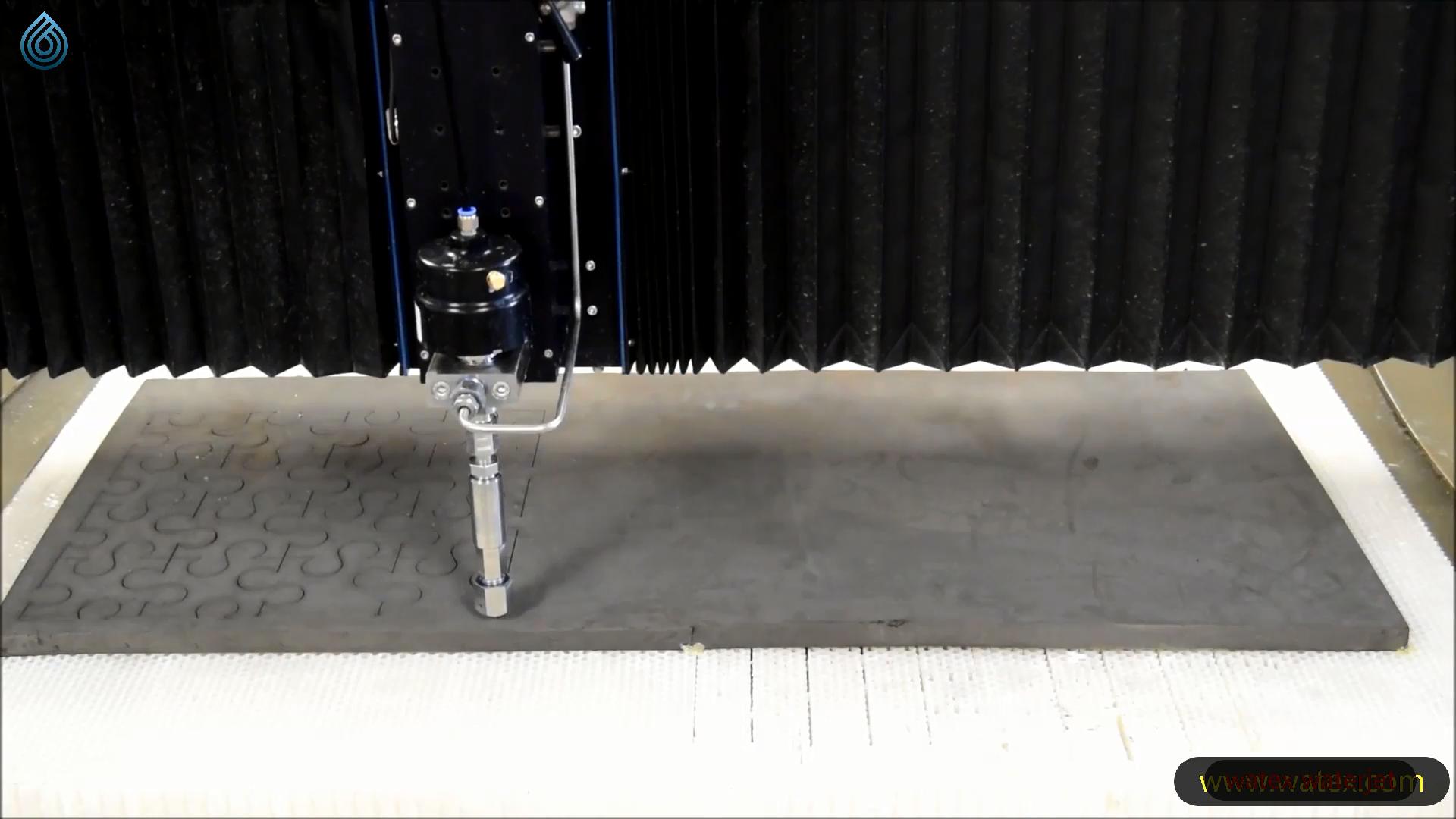 Waterjet חיתוך מכונת waterjet חותך עבור השיש גרניט חיתוך