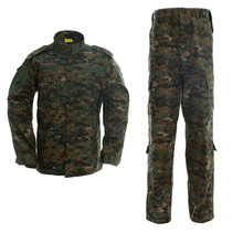 ทหาร Digital Army ACU Camouflage Uniform