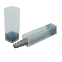 Plastic transparent telescopic square box for cutting tool