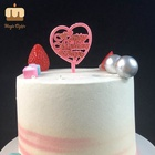 Cake Tools Cake Decorations Plastic Happy Mother's Day Cake Decorations Wholesale