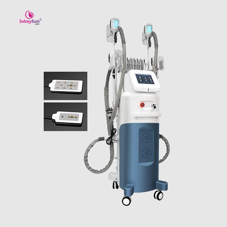2020 cryolipolysis/yağ dondurucu/cryolipolysis zayıflama makinesi cryo makinesi cryo kilo cryolipolysis makinesi