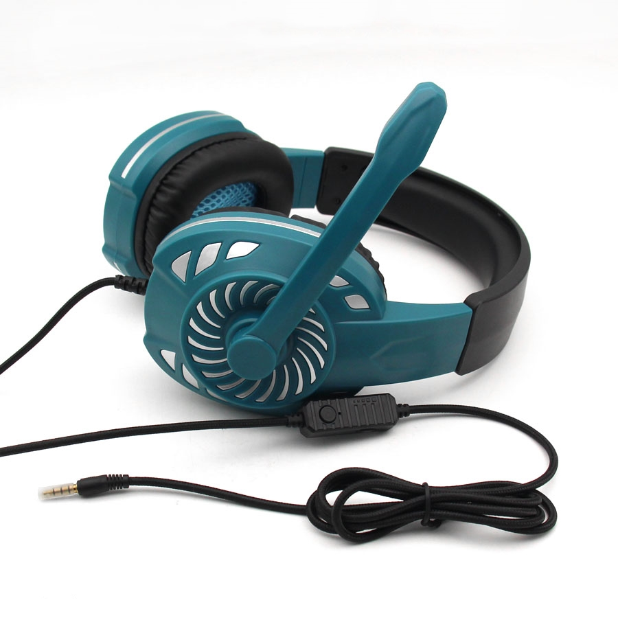 Custom logo gaming headset ps4 game headphones for PS4 Xbox