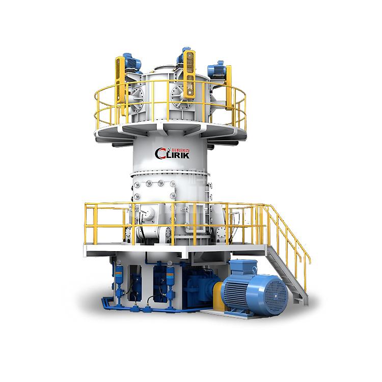Calcium Carbonate Roller Grinding Plant Vertical Mill