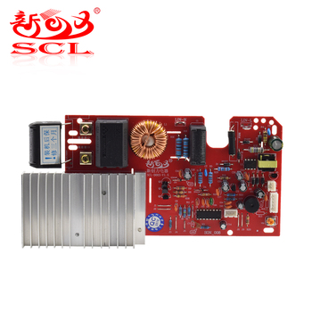 Sunchonglic induction cooker spare parts universal induction cooker pcb circuit power board
