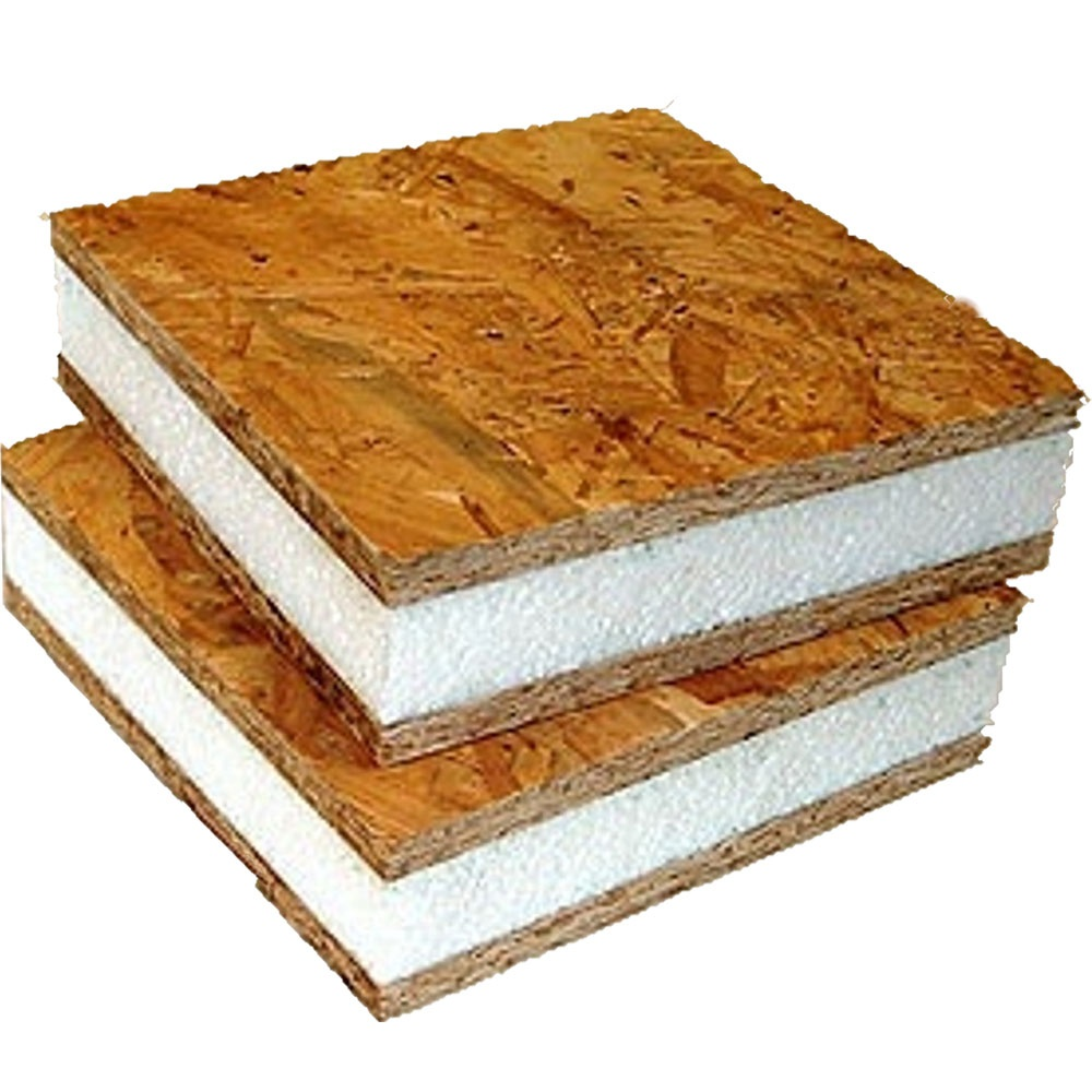 fire resistant certificate Structural Insulated Sandwich SIP panel <strong>glue</strong>