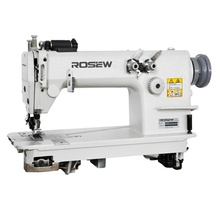 Rosew RS3802/<span class=keywords><strong>D</strong></span> Direct-Drive Dubbele Naald Kettingsteek Naaimachine