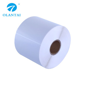 OLANTAI Direct factory thermal zebra printer label 4*6 for zebra thermal label printer
