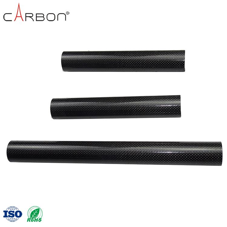 Высокий спрос на импорт товаров металлическая труба из углеродистого волокна 3K из арамидного волокна углеродного волокна телескопическая трубка