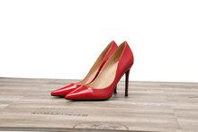 HKXN/весна 2020; Новая популярная женская обувь; Туфли с острым носком; Модельные туфли из лакированной кожи; Свадебные туфли на высоком каблуке;...(Китай)