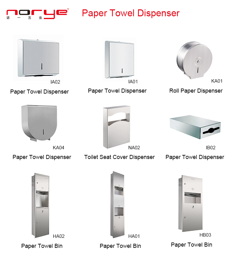 Norye professional toilet seat cover dispenser supply for hotel-4