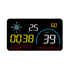 Version Car A7 Functional Version Car Head Up Display OBD2 Plug Easy Installation
