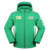 Mens hooded softshell jacket