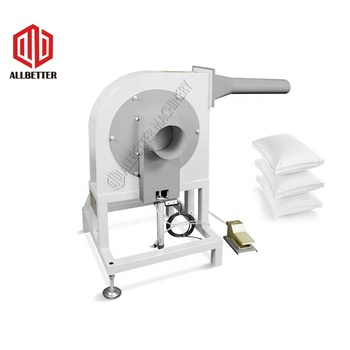 New Style From Allbetter Fiber Opening Stuffing Filling Making Pillow Filler Machine