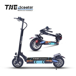 New 1000w 10inch 48v TNE portable scooter electric adult