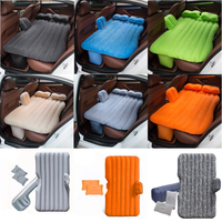 Wholesale Automobile car mattress car back seat air mattress portable quick inflating car air bed