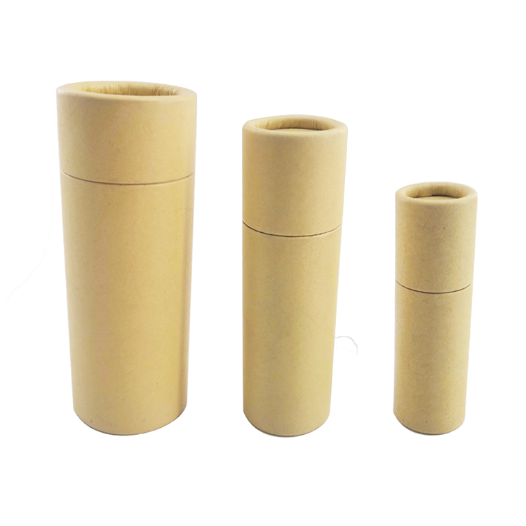 Cardboard rolling up material incense packaging tube