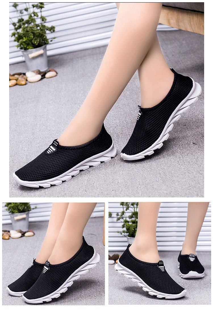 Factory direct sale high quality flat cheap hot sell summer shoes for women and ladies