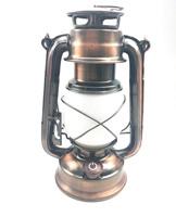 New Designed 3W COB 3 AAA Battery Mini Decorative Plastic Camping Lantern
