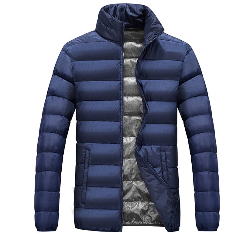 Winter Breathable Padded Windstopper Cheap Lightweight Padding Jacket