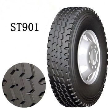 All-steel radial truck tire 1100R20-18PR(tire+tube+flap