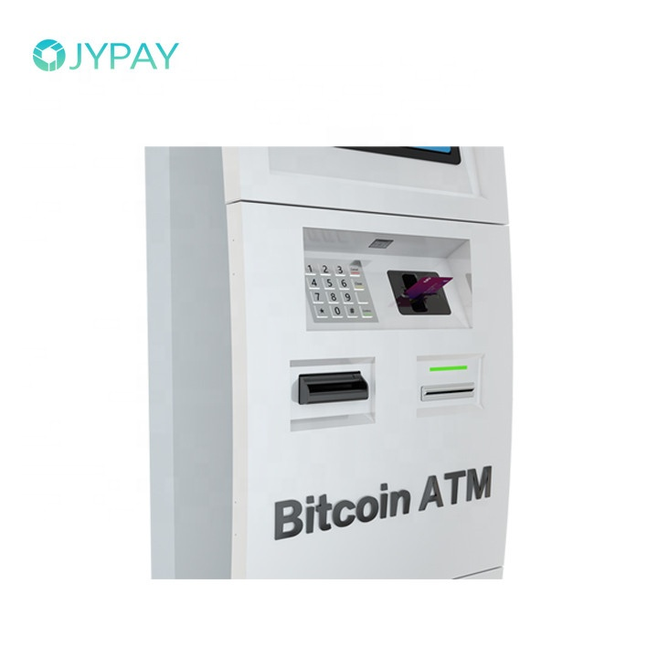 Hot Sale 22 inch Sell Bitcoins with Software One-way Bitcoin ATM Machine Kiosk
