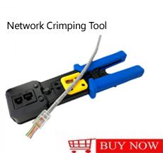 Amazon EZ RJ45 Crimper EZ RJ45 Crimping Tool untuk RJ45 Melewati Konektor