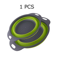 2 шт. компрессионный фильтр, круглая корзина для водяного фильтра с ручкой, корзина для фруктов, телескопическая складная сливная корзина, к...(Китай)