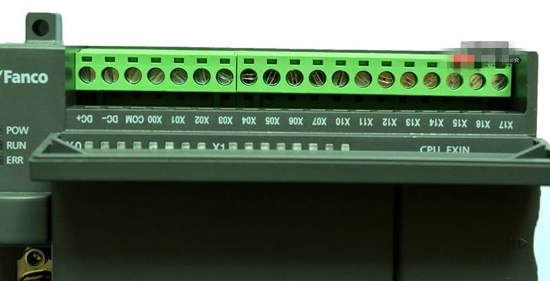 PLC Industrial control board FX1N 32MR DC24V 6W 16 input 16 output