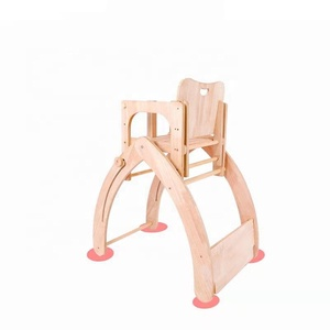 Baby High Chair Multifunctional Plastic baby Highchair Baby Dining Chair