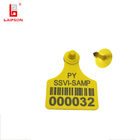 80mm 62mm TPU non-reusable ear tag for bovine, cattle milking cow and camel, horse