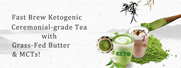 Lifeowrth organic cheese flavor keto diet matcha green tea powder - 4uTea | 4uTea.com