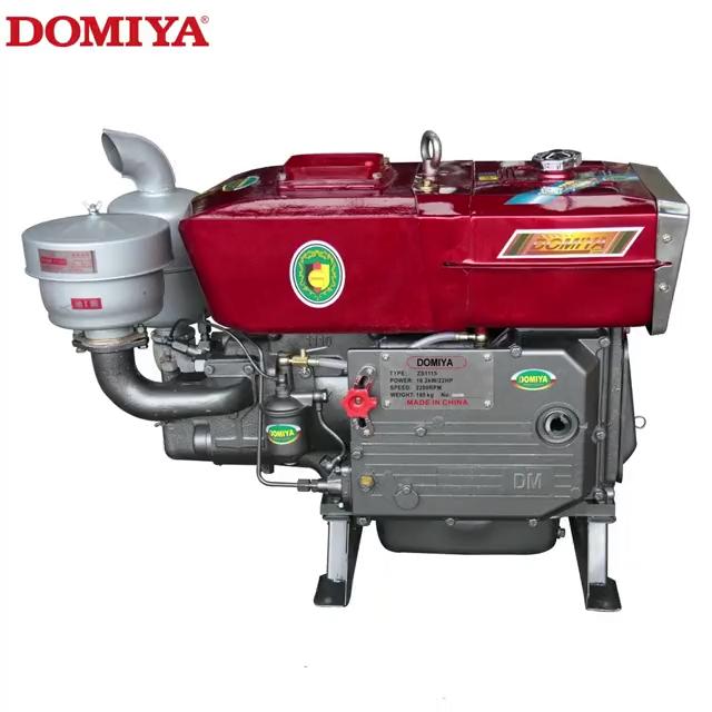ZS1115 20hp Diesel Làm Mát Bằng Nước Động Cơ