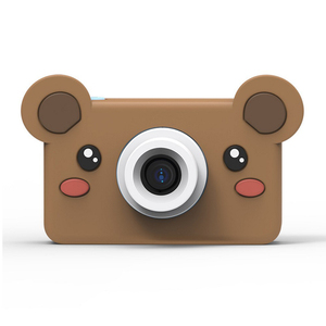 Non-toxic rubber sleeve Kids Digital Camera Christmas Birthday Gifts for Children