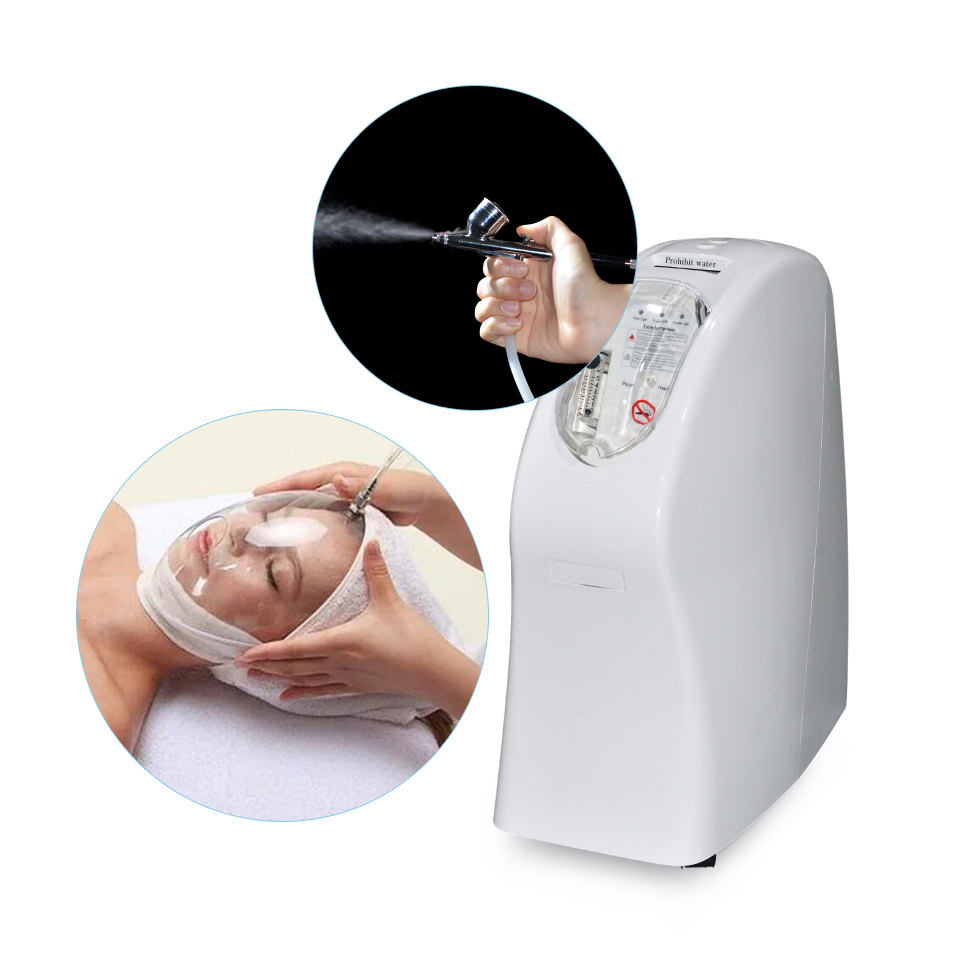2020 New Product Portable Home Hyperbaric Oxygen Facial Machine for Skin Care