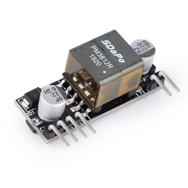SDAPO <strong>Communication</strong> DP1435 12V 1.1A 13W IEEE802.3af Compliant PoE Module