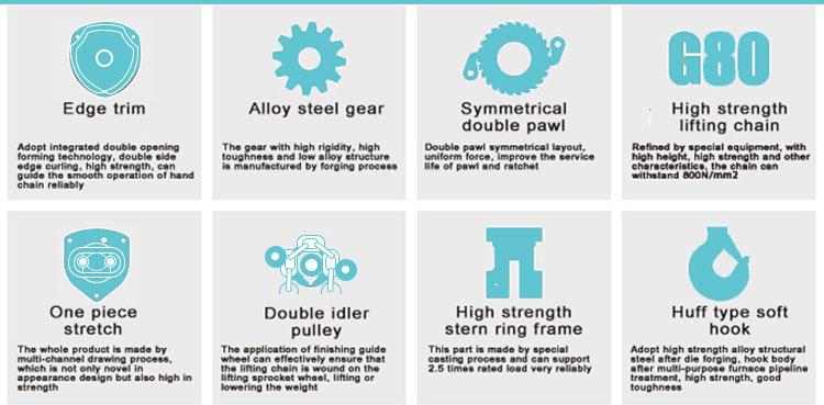 30T 高品質工業用金属ハンギングスケール
