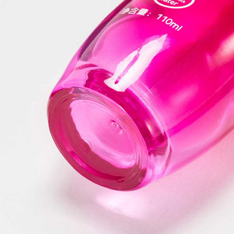 Luxury Glass Cosmetic Essential Oil Pump Bottle Cream Glass Jar