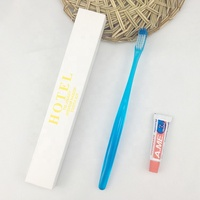 OEM Factory Health Teeth Whitening Plastic Dental Kit Handle Toothbrush