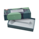 High Quality Rigid Cardboard Paper China Crystal Roller Oil Jade Gift Box with White EVA Face Jade Roller Packaging