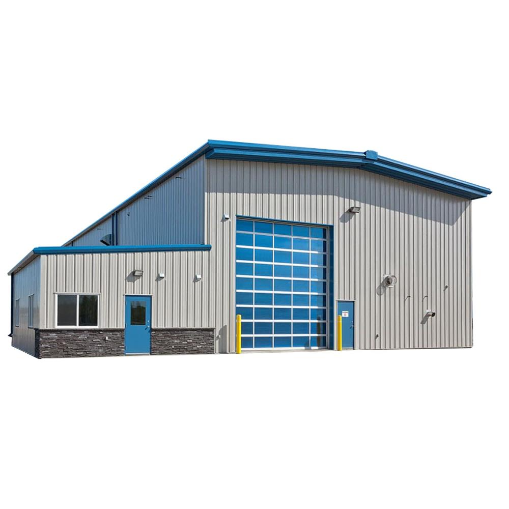 Easy Built Steel Structure Warehouse Building Construction Project