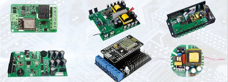 PCB PCBA manufacturer for energy product pcb assembly