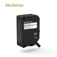 AkuSense IEC,CE ESQ-150N High-precision detecting transparent objects laser displacement sensor