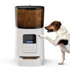 Automatic Pet Food Feeder Voice Recording Pets food Bowl Medium Small Dog Cat LCD Screen Dispensers