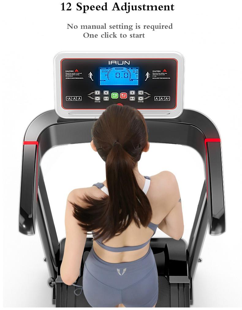 SZ01988 Wholesale Manufacturers Threadmill Running Machine Treadmill