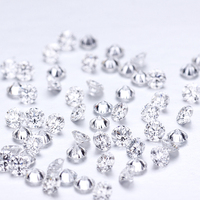 Factory Super Quality Def Vvs Synthetic Diamond Hthp Cvd Lab Grown Loose Diamond Polished Diamond
