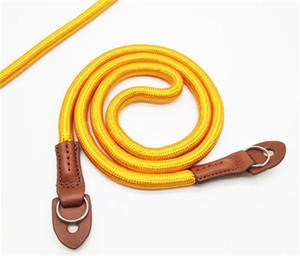 custom fashion climbing genuine nylon vintage woven digital dslr camera neck strap