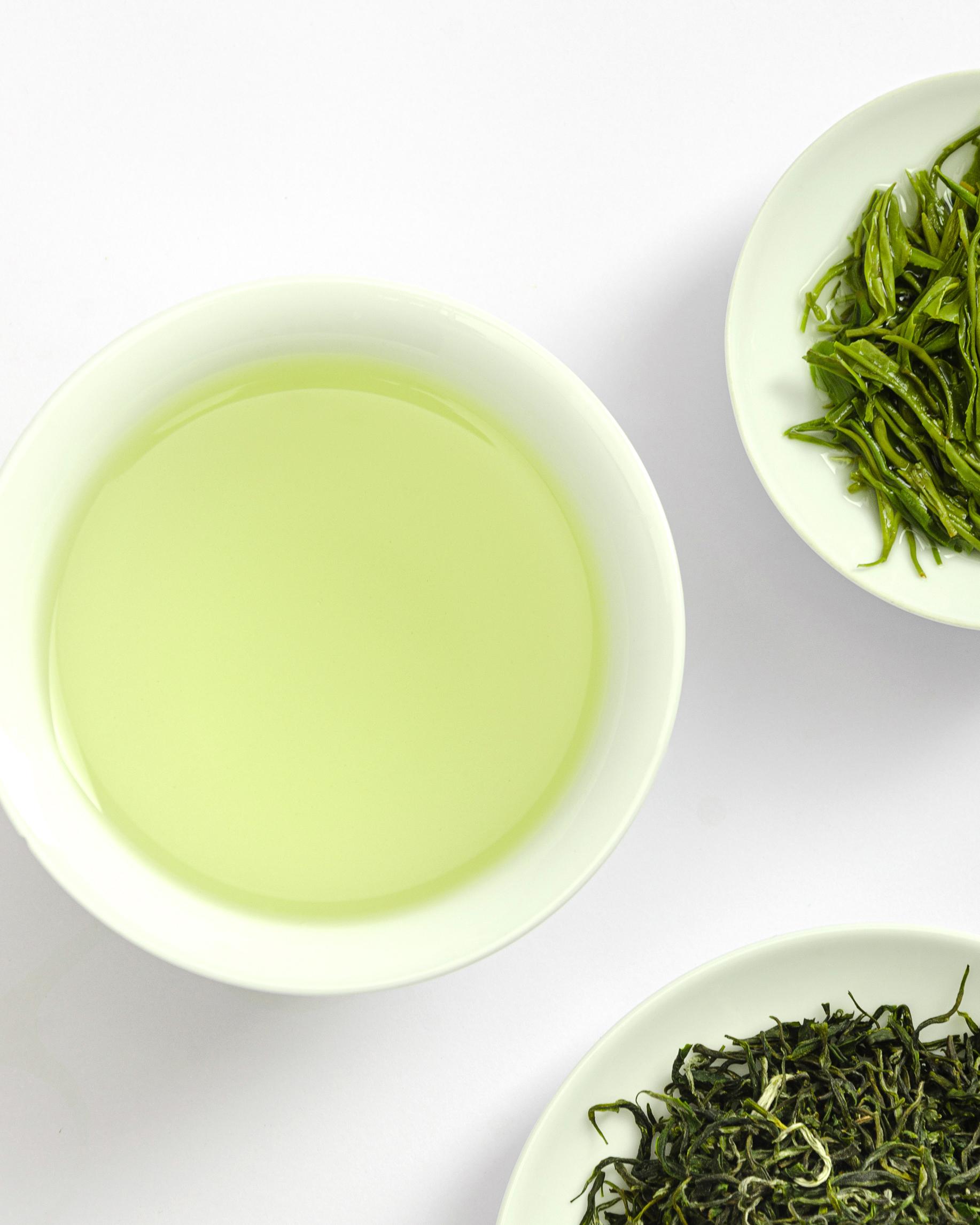 For Health from Chinese Green Tea Bagged Tea Bag Bulk Stir-fried BOX - 4uTea | 4uTea.com