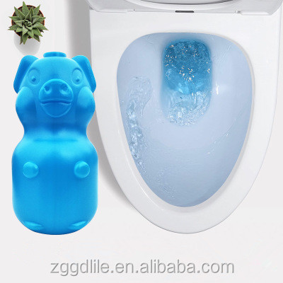 High Quality toilet <strong>cleaner</strong> blocks Deodorizer Blue Solid Bubble Block Toilet Bowl <strong>Cleaner</strong>