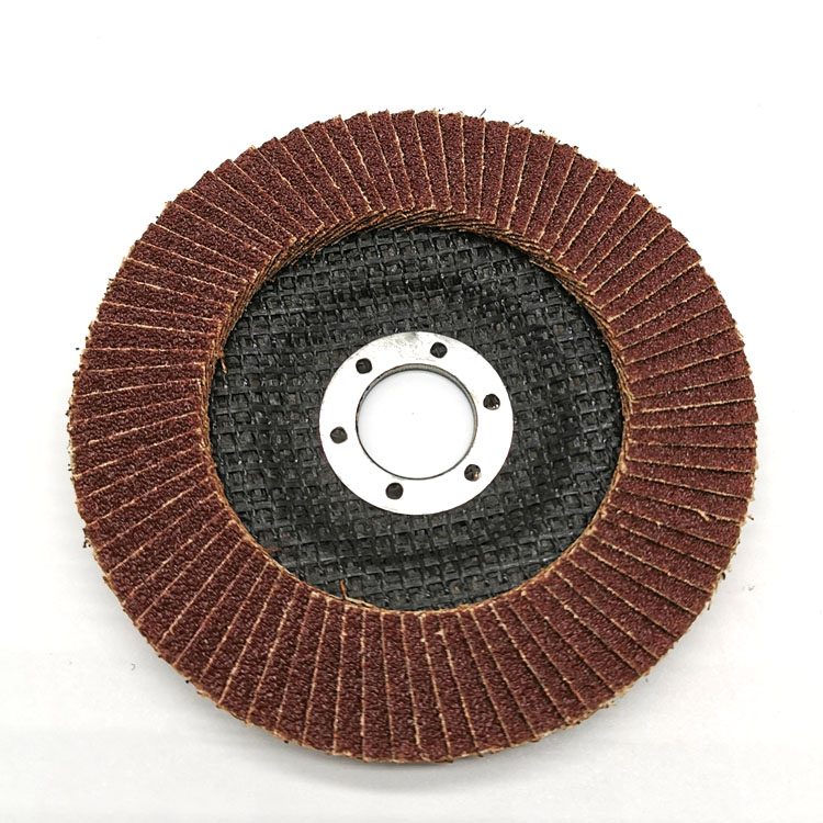"Flap Disc 4 ""100*16 Mm Grit 40"