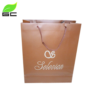 translucent pp gift bag with nice design
